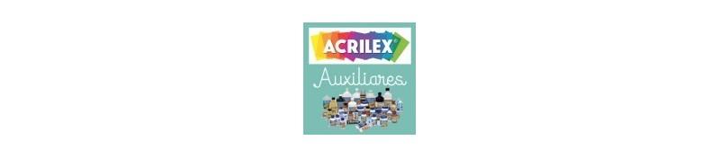 Auxiliares Acrilex