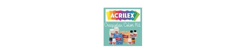 Craquelex Color Kit