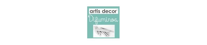 Difuminos artis decor, difuminadores para dibujo.
