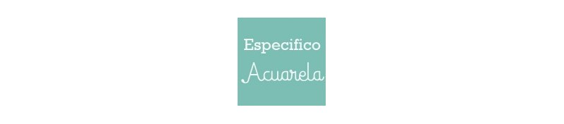 Especifico Acuarela
