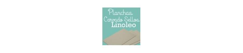 Planchas Carvado Sellos y Linóleo