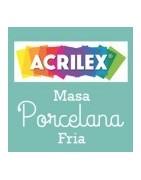 Masa Porcelana Fría Acrilex