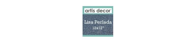 "Cartulina Lisa Perlada 12x12"" 250g"