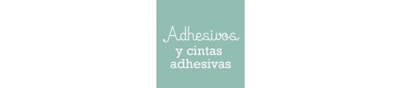 Adhesivos y Cintas Adhesivas
