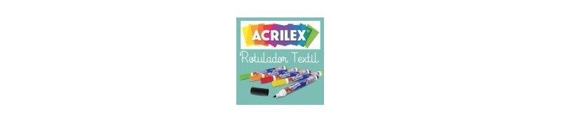 Rotulador Textil Acrilpen