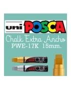Chalk Extra Ancho (15 MM) PWE-17K