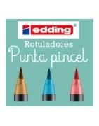 Edding Punta Pincel