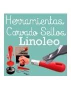 Herramientas Linoleo