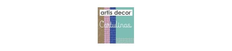 Cartulinas (Artis Decor)