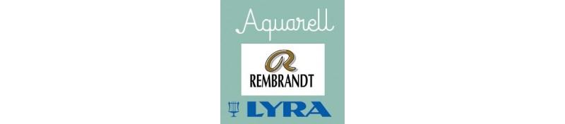Lyra Rembrandt Aquarell