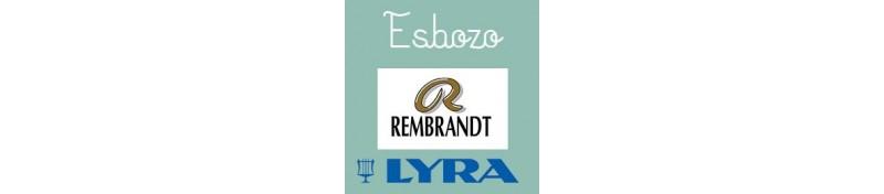 Lyra Rembrandt Esbozo