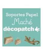 Soportes Papel Maché