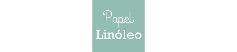 Papel específico para grabado en linóleo