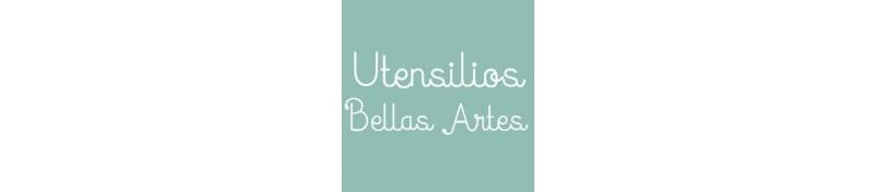 Utensilios Bellas Artes