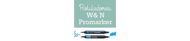 Rotuladores para bellas artes Promarker de Winsor & Newton