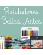 Rotuladores de Bellas Artes