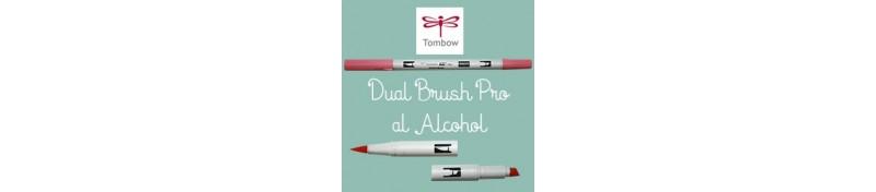 Rotulador Tombow ABT PRO a base de alcohol con doble punta