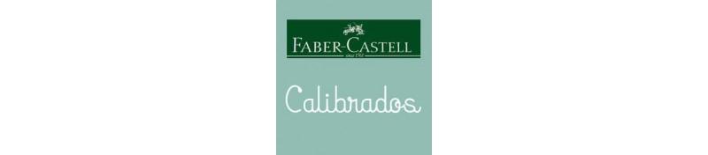 Calibrados de Faber Castell