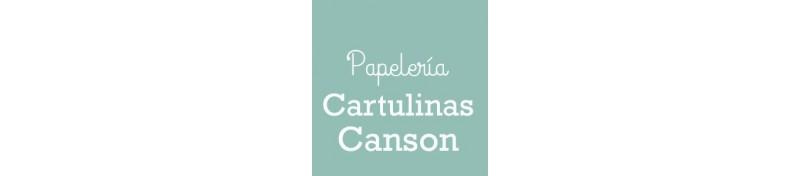 Cartulinas Canson