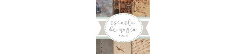 Productos de la colección Escuela de Magia inspirada en el mundo de Harry Potter