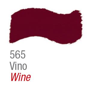 Pintura acrílica brillo Acrilex 565 vino