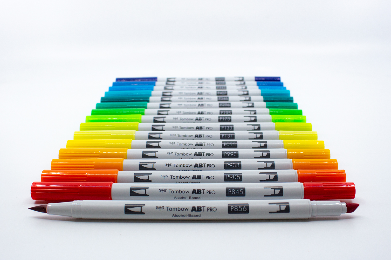 Gama de colores tombow